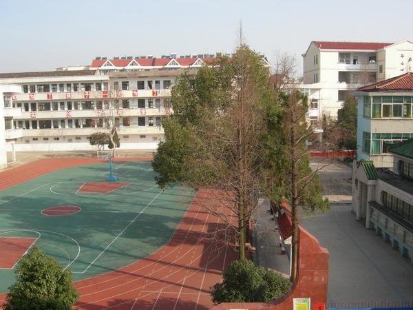 宁国西津小学