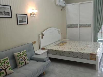 凤凰城单身公寓 好位置 好停车 精装 电梯房 设施齐全 1500月