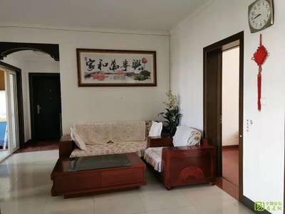 五里铺 上海花苑A区 3楼 三室两厅 家电齐全 拎包入住1500月