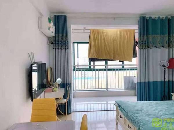 出租汇金商业广场1室1厅1卫43平米1200元/月住宅