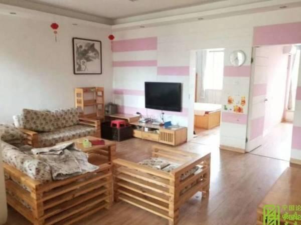出租市政府附近城中公寓2室2厅1卫1200元/月住宅