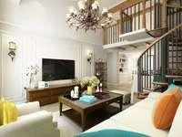凤凰城 多层复式 实用面积95 平 客厅通阳台 价格低 采光好 户型正