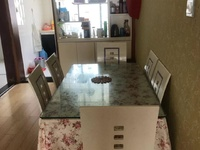 卿城花园2室1500/月精装拎包入住,年付有优惠