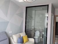 金宁银座酒店式单身公寓1500/月精装拎包入住