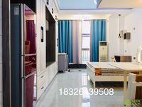 华贝广场精装电梯复式2张床家具家电崭新齐全做饭洗澡方便景观优美拎包入住随时看房