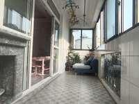 舒适性住房!金欧花园皇金楼层,3室2厅2卫,精装修,大阳台,挂98万