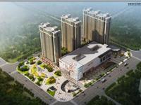 中雅 滨江御城,3室2厅2卫,123平米,毛坯随意装,98.8万住宅