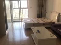 凤凰城单身公寓,朝南,精装,每年租金2万,现35万