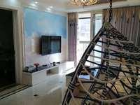 城市之光 电梯中间 楼层 品牌家电 两房朝南 客厅通阳台 采光无敌