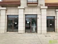 空门面出租无转让费绿宝雅苑 幼儿园对面 48平米1700元/月商铺