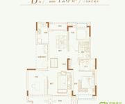 锦园小高层三房两厅两卫
