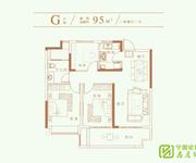 璞园高层三室两厅一卫
