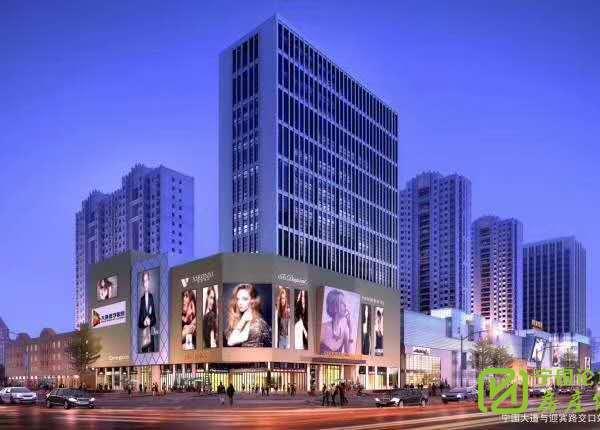 宁阳学校邻校房华贝广场,城市的心脏地段超好,电梯好楼层三室户型正 纯毛坯任意打造
