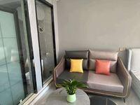 真实在售华贝广场单身公寓36.8万 朝南精装未住 温馨舒适的家