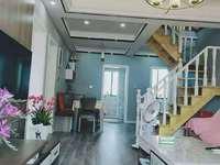 金山维也纳名郡复式楼,全新精装修,五室两厅外加一个储藏间,使用面积大,随时看房!