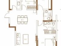 电梯洋房,边套好楼层含车位,双阳台,赠送全屋水暖,太阳能热水器