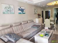 高端小区城市之光,两室精装修,品牌家具家电,房东生二宝换大房急售