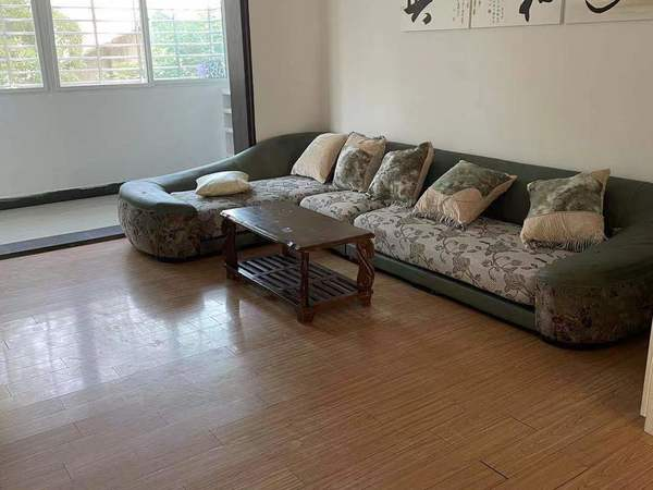 出租三鼎园竹园3室2厅1卫100平米1400元/月住宅