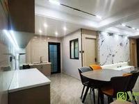 南山片区金商公寓,紧邻城西湖公园,产证90平,2室2厅,挂价58.8万