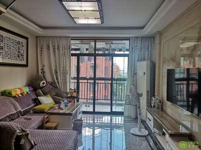 出售半山澜溪地130平四室两厅精装房有个大露台一个阳光房一个超大阳台挂73.8万