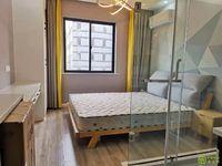 三福旁电梯单身公寓1100元/月,月底到期,可月付